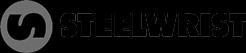 Steelwrist grå logotyp